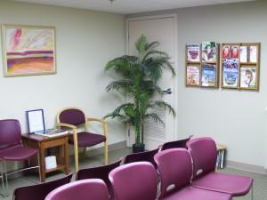 SVTC waiting room